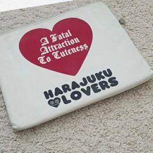 Harajuku lovers laptop case